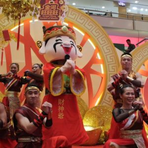 CNY Dance Perfromance