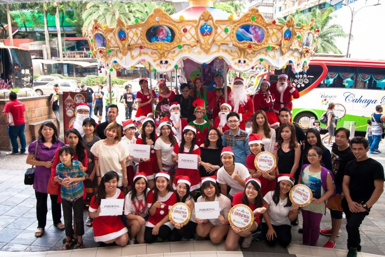 Christmas in The Air Sungei Wang Plaza