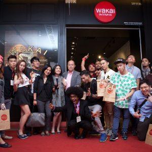 Wakai Malaysia Grand Launching